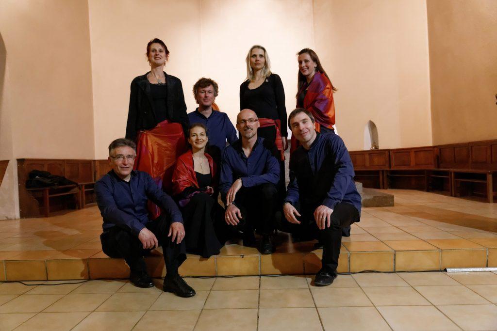 Groupe de chant Quinte & Sens Blagnac